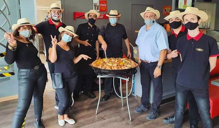 equipe bistrot gourmand
